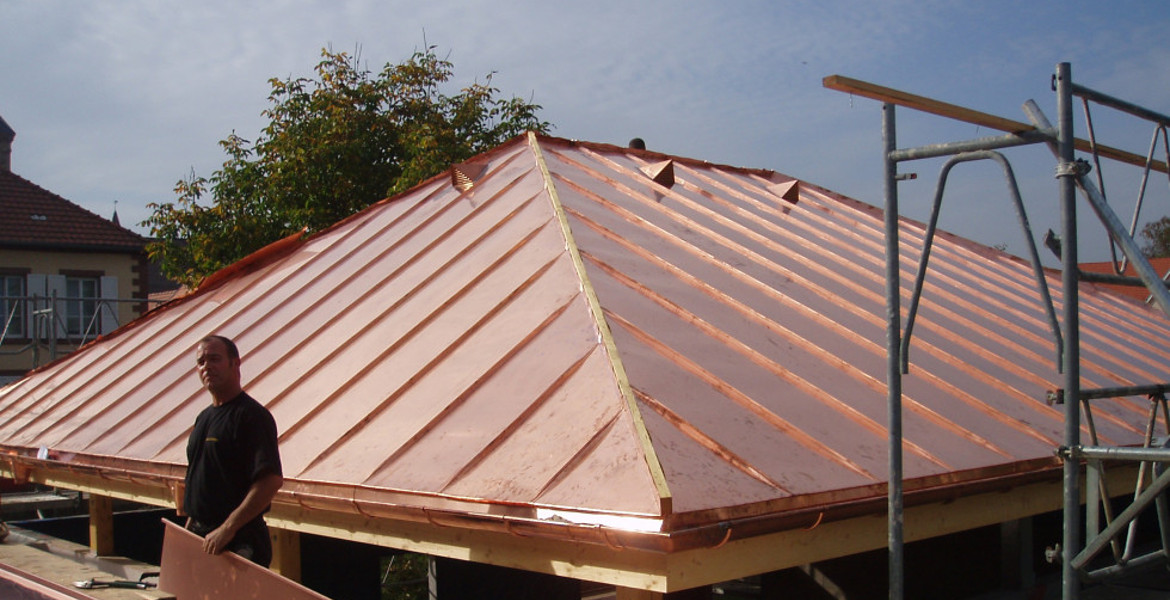 Zinguerie  dans le Bas-Rhin (67) alternative